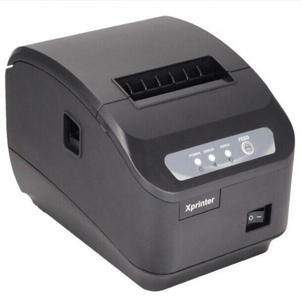 Tlačiareň Xprinter Q260L (USB, RS-232, 80mm, cutter)