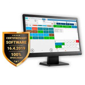 eKasa Anetca pokladničný software pre windows
