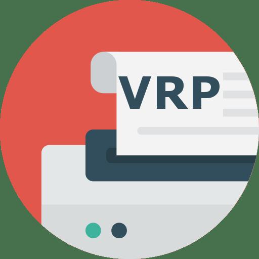 VRP Driver pre tlačiareň